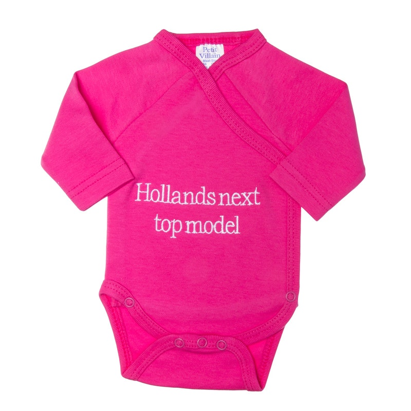 Romper hollands next topmoddel