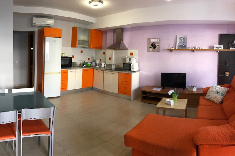 2 bedroomapartment 400 meters from the beach