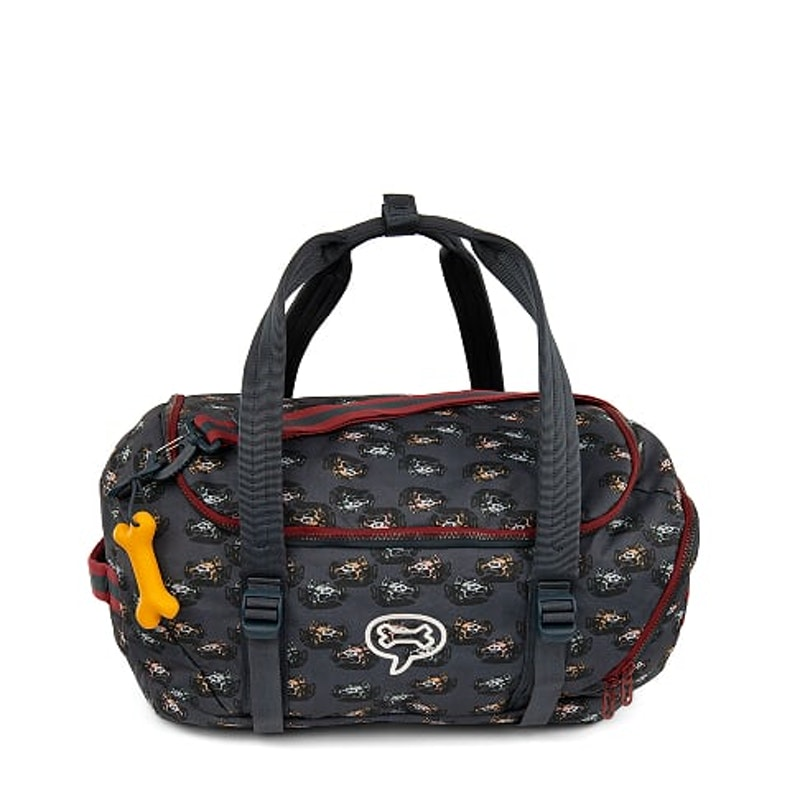 Sporttas Daisy Comic car navy