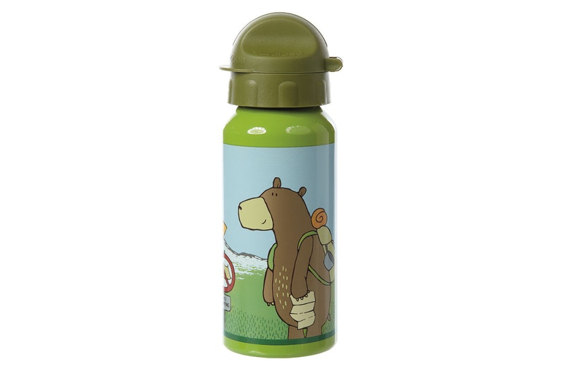 Drinkfles Forest Grizzly