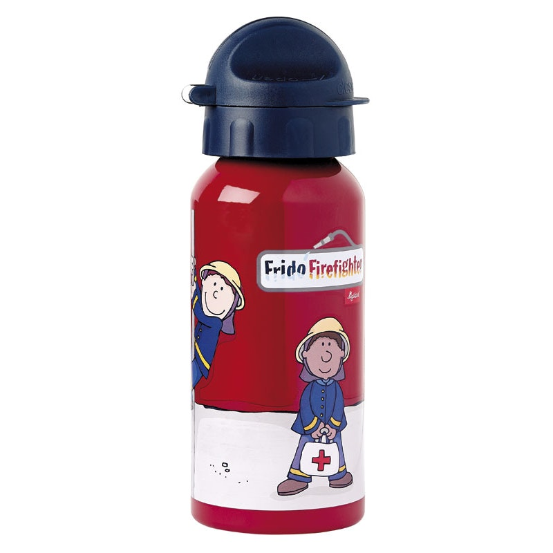 Drinkfles Frido de brandweerman