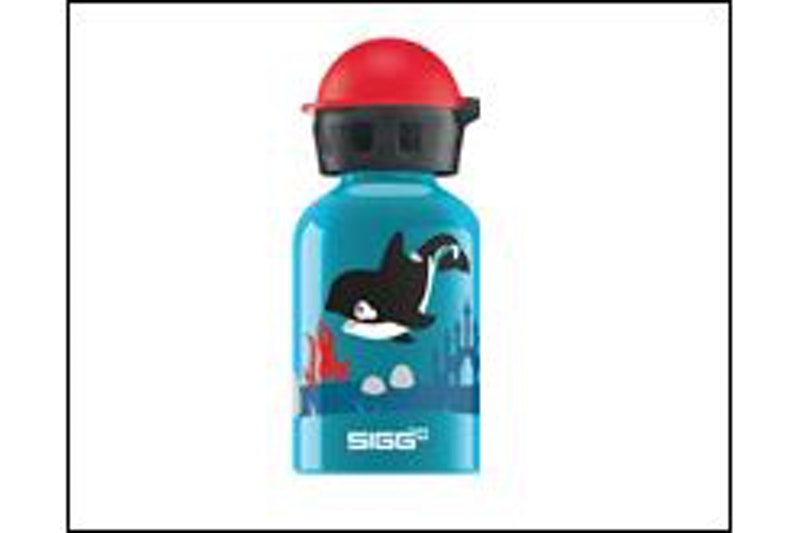 Drinkfles 0,3l Orca-familie