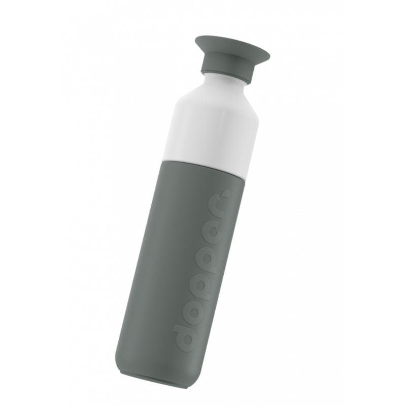Insulated 350ml Glacier Grey