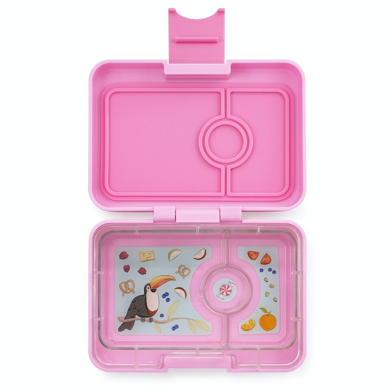 Lunchbox - Minisnack Toucan Stardust Pink