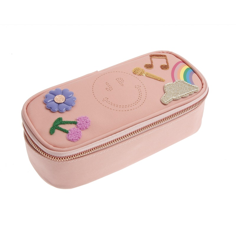 Pencil Box Lady Gadget Pink