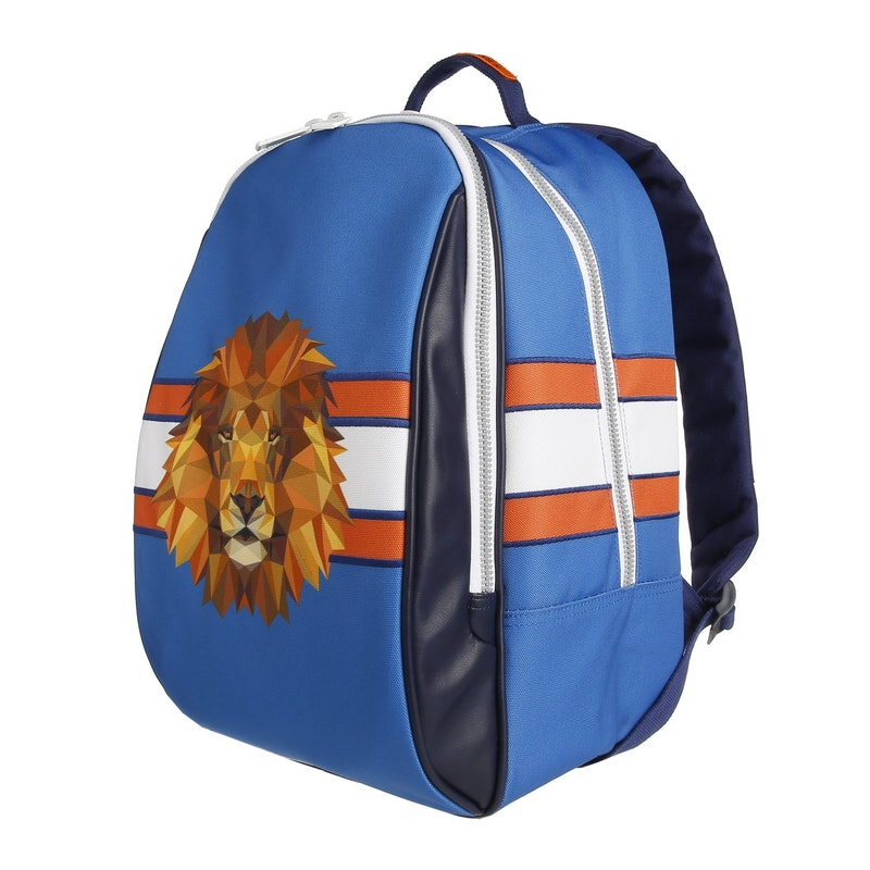 Rugzak Backpack James Lion Head