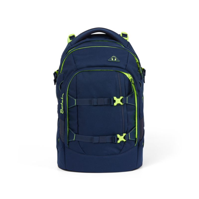 Pack Backpack Toxic Yellow