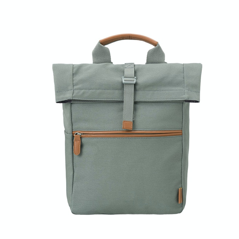 Backpack uni small Chinois Green