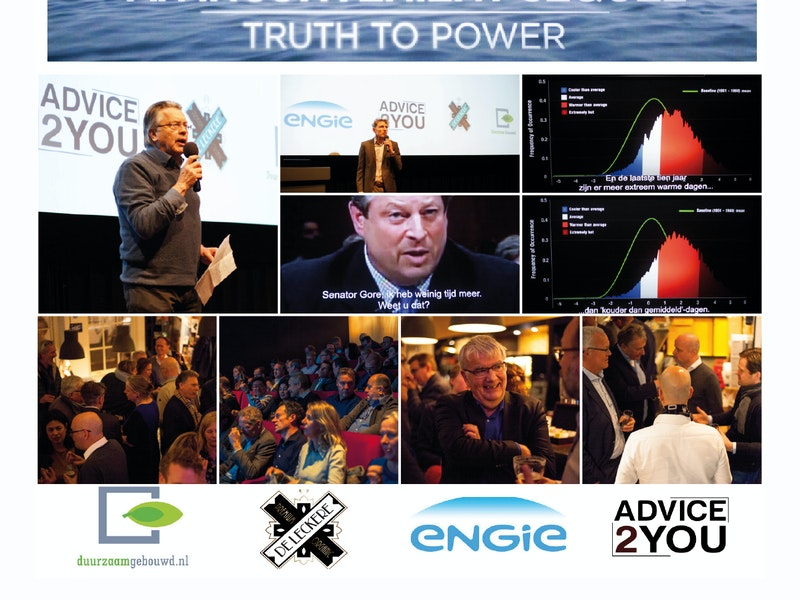 """An Inconvenient Sequel: Truth to power"""