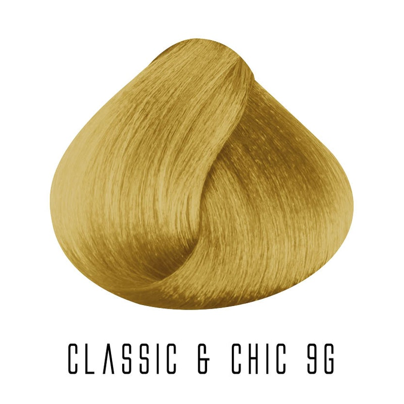 9G Very Light Gold Blonde 100ml