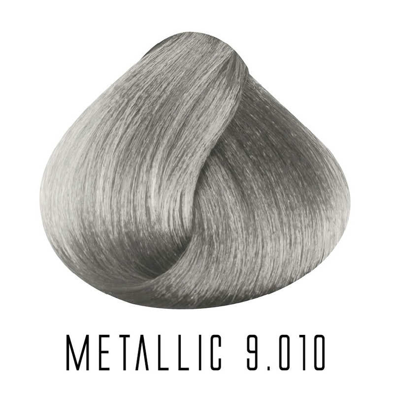 9.010 Very Light Metallic Ash Blonde