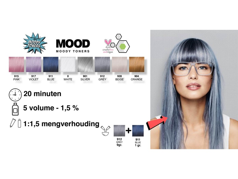 Moody Toners by MOOD