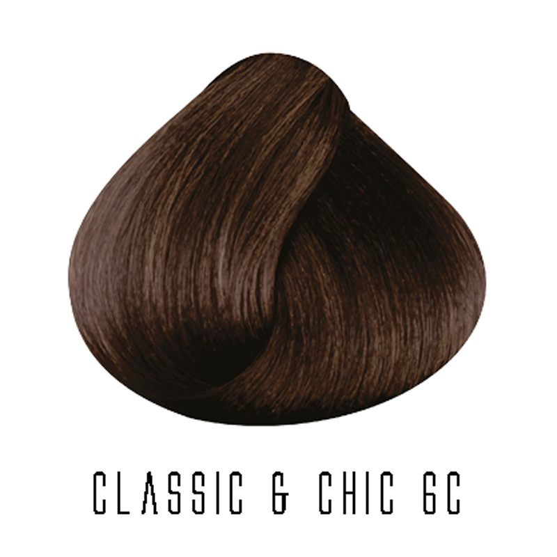 6C Dark Chocolate Blonde  100ml