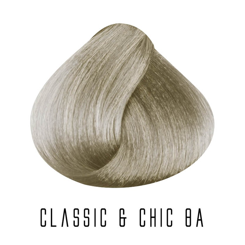 8A Light  Ash Blonde 100ml