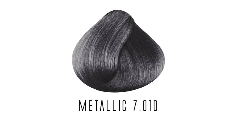 7.010 Medium Metallic Ash Blonde