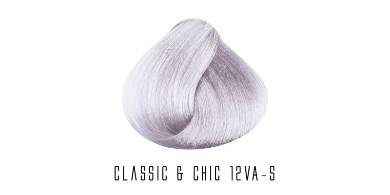 12VA/S  Violet  Ash Super Lightener 100ml