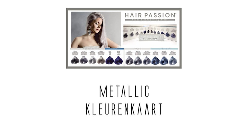 Startpakket Metallics Collection