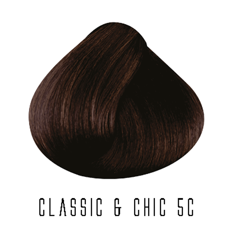 5C Light Chocolate Brown  100ml