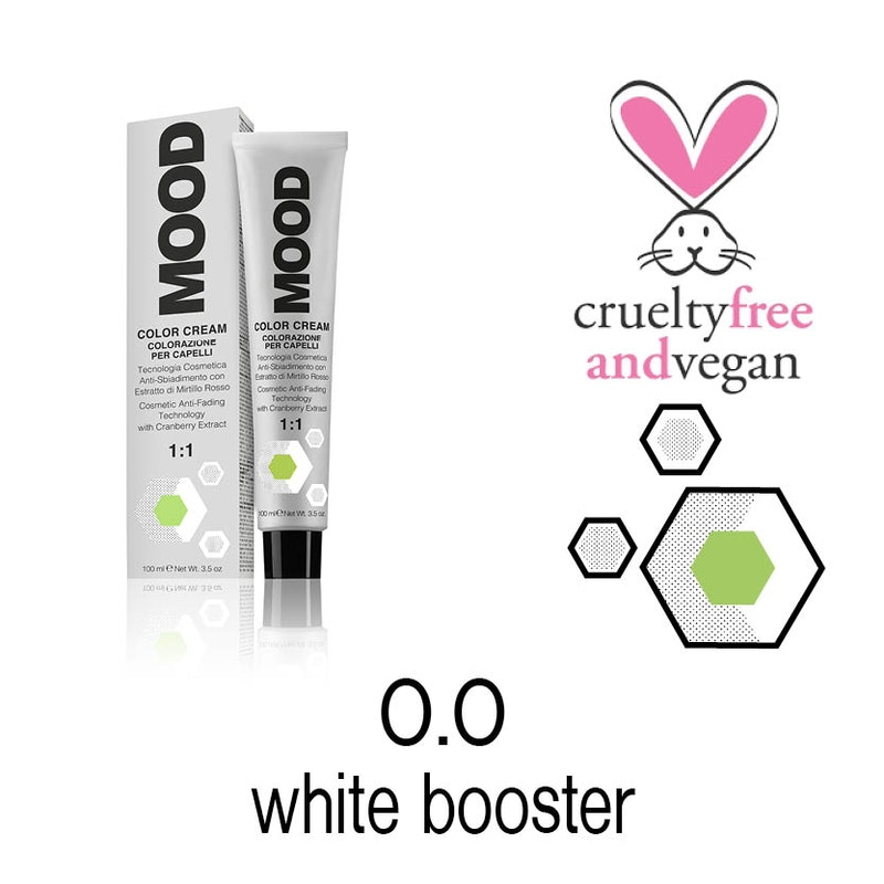 Color Cream 0.0 - White Booster