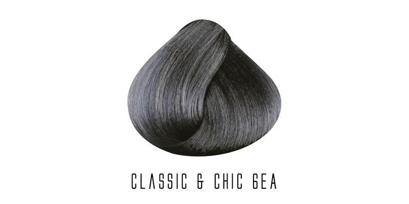 6EA Dark Extra  Ash Blonde 100ml