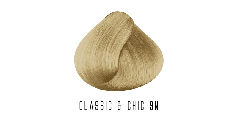 9N Very Light Natural Blonde 100ml