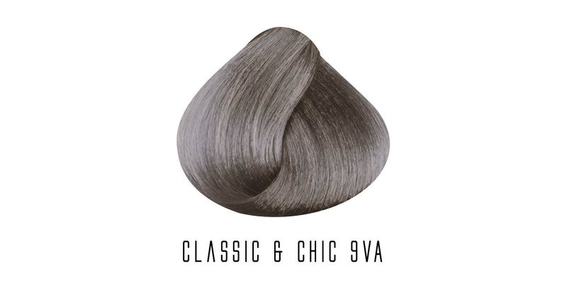 9VA Very Light Violet  Ash Blonde 100ml
