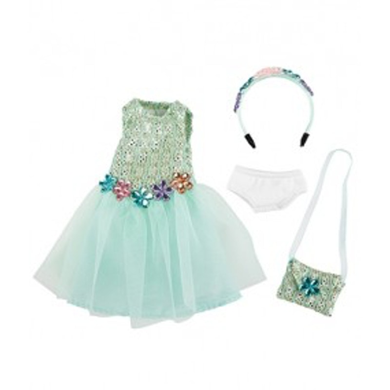 Birthday Party outfit set Vera