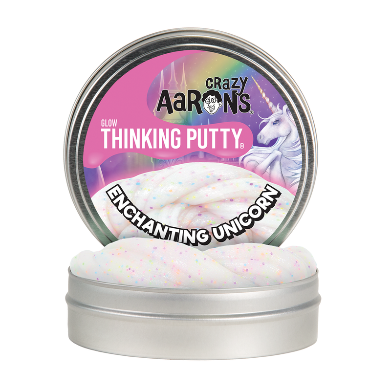Thinking Putty, Enchanting unicorn