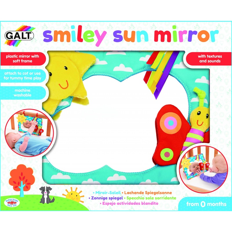 First Years - Smiley Sun Mirror