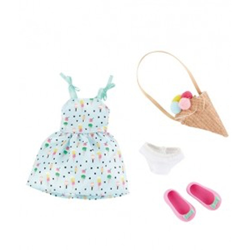 Vera Sweet Mint Girl Outfit