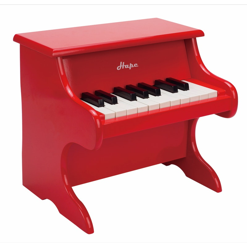 Playful piano rood