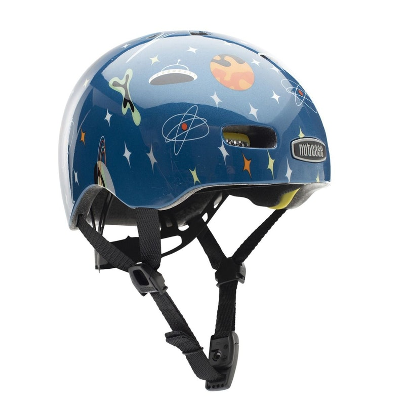 Baby Nutty Galaxy Guy Gloss MIPS Helmet XXS