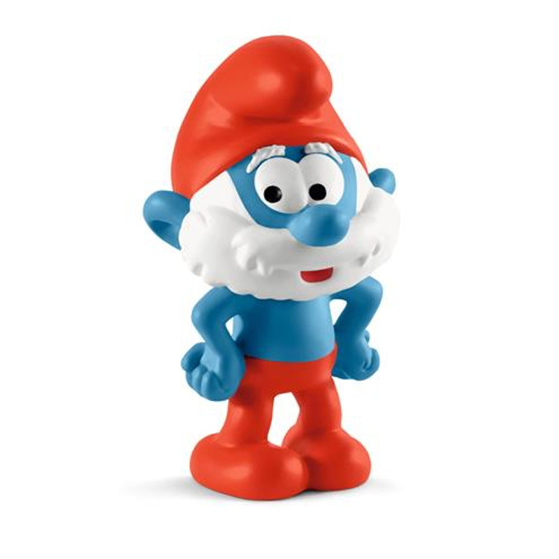 Grote Smurf   , New 2019