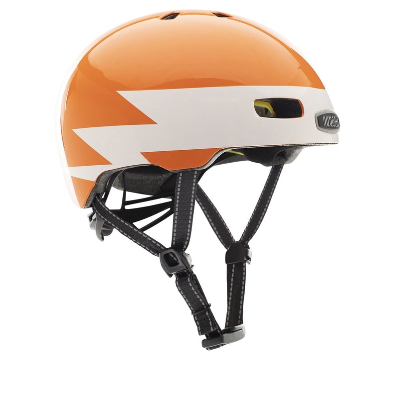 Little Nutty Lightnin' Gloss Mips Helmet XS