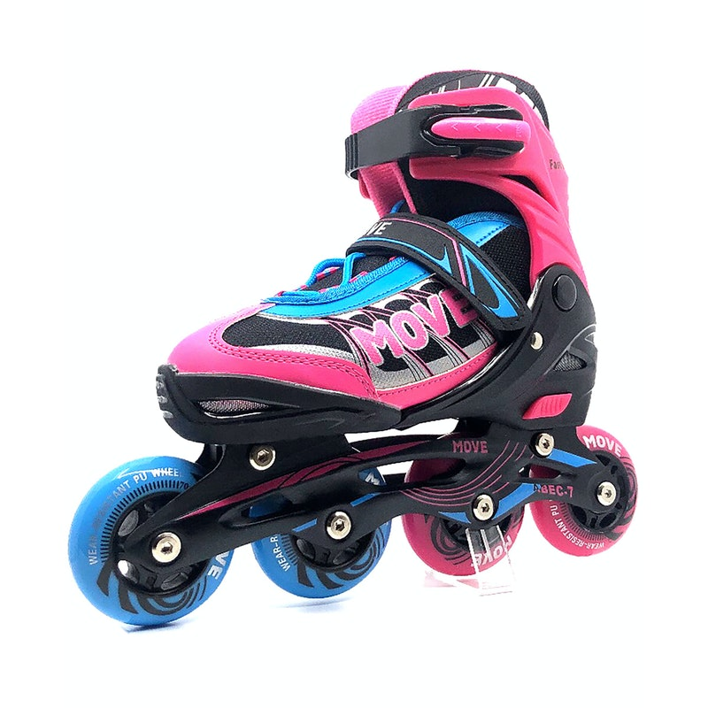 Inline skates Move Fast Girl M