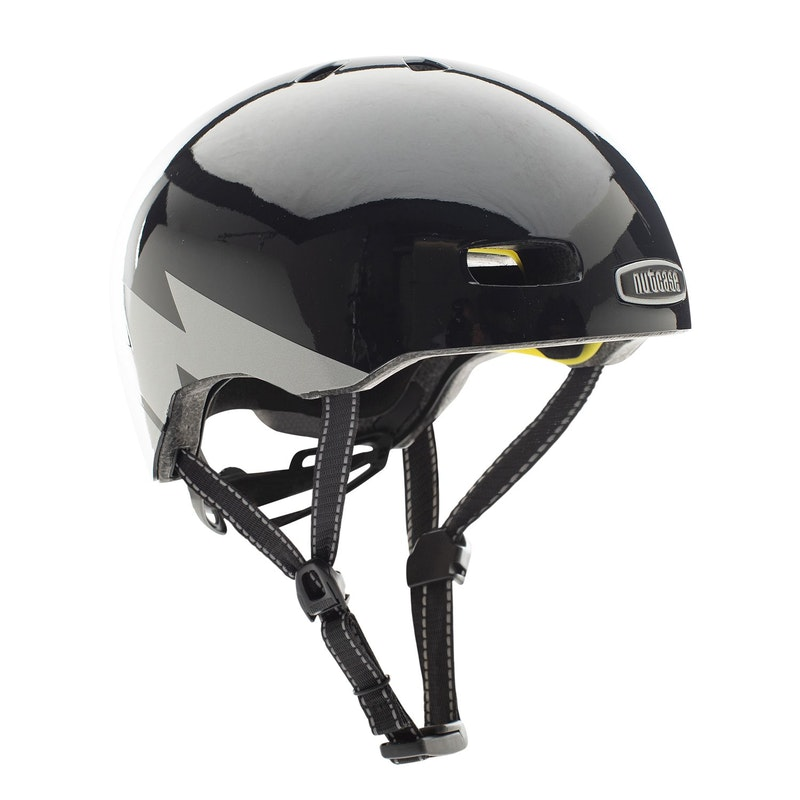 Street Darth Lightnin' Reflective MIPS Helmet M
