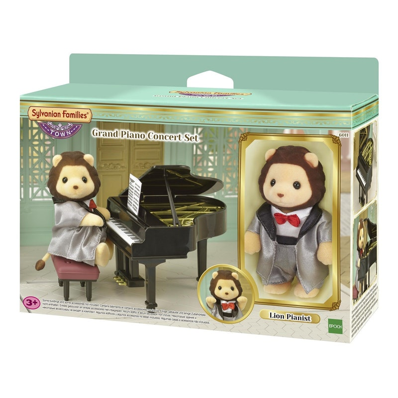 Town series pianoconcertset
