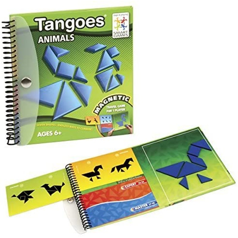 Magnetic travel Tangoes Animals