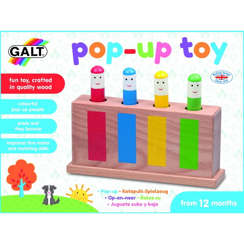 First Years - Pop-Up Toy