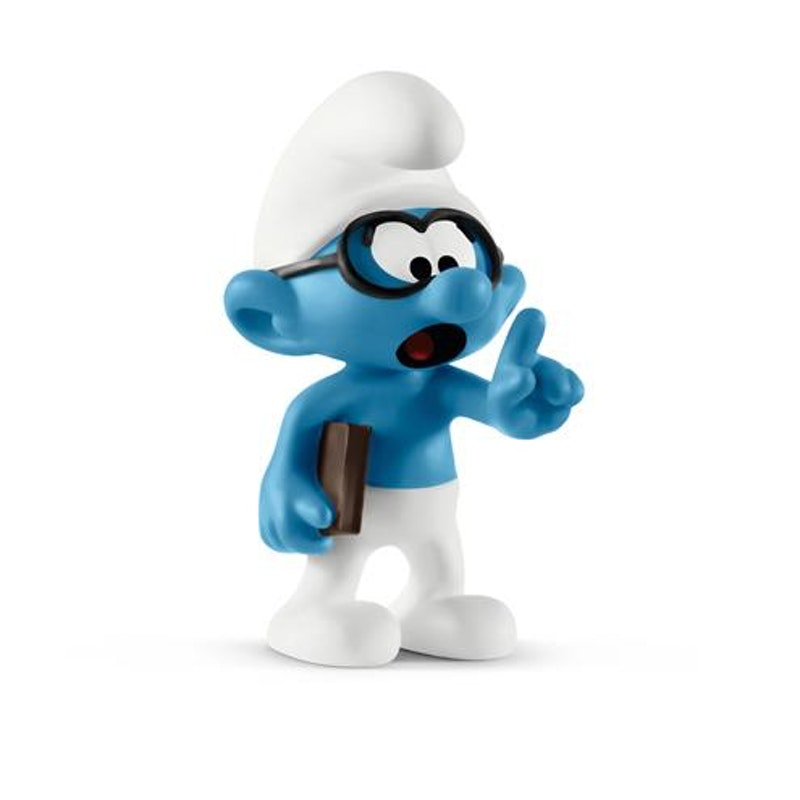 Brilsmurf, New 2019