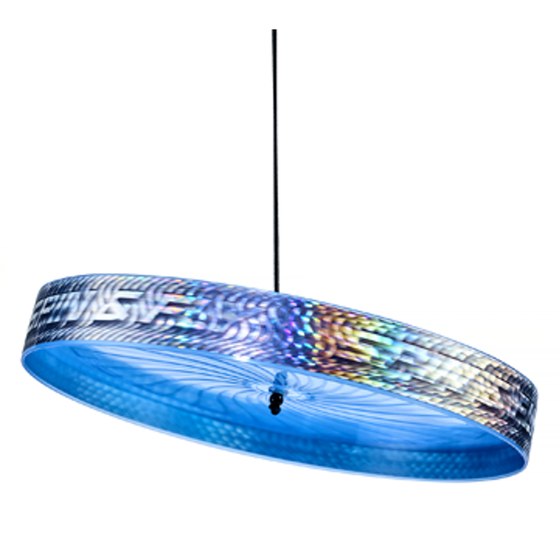 Spin & Fly Juggling Frisbee blauw