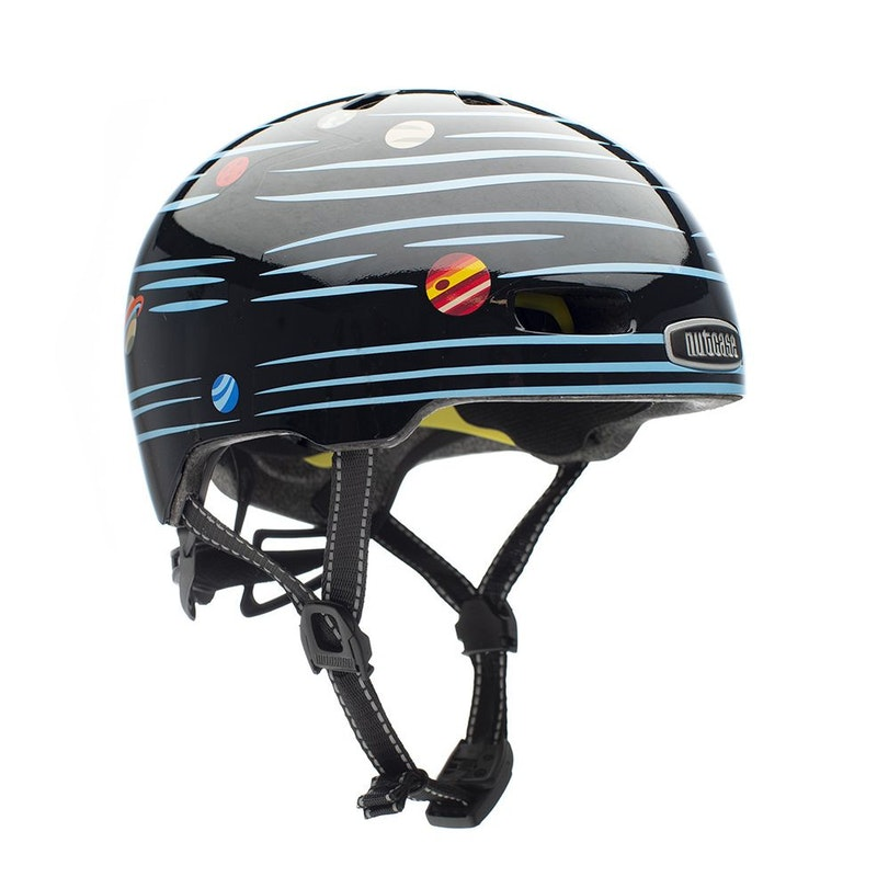 Little Nutty Defy Gravity Reflective MIPS Helmet XS