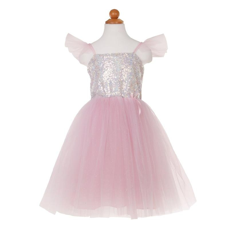 Sequins Princess Kleed 5/6j