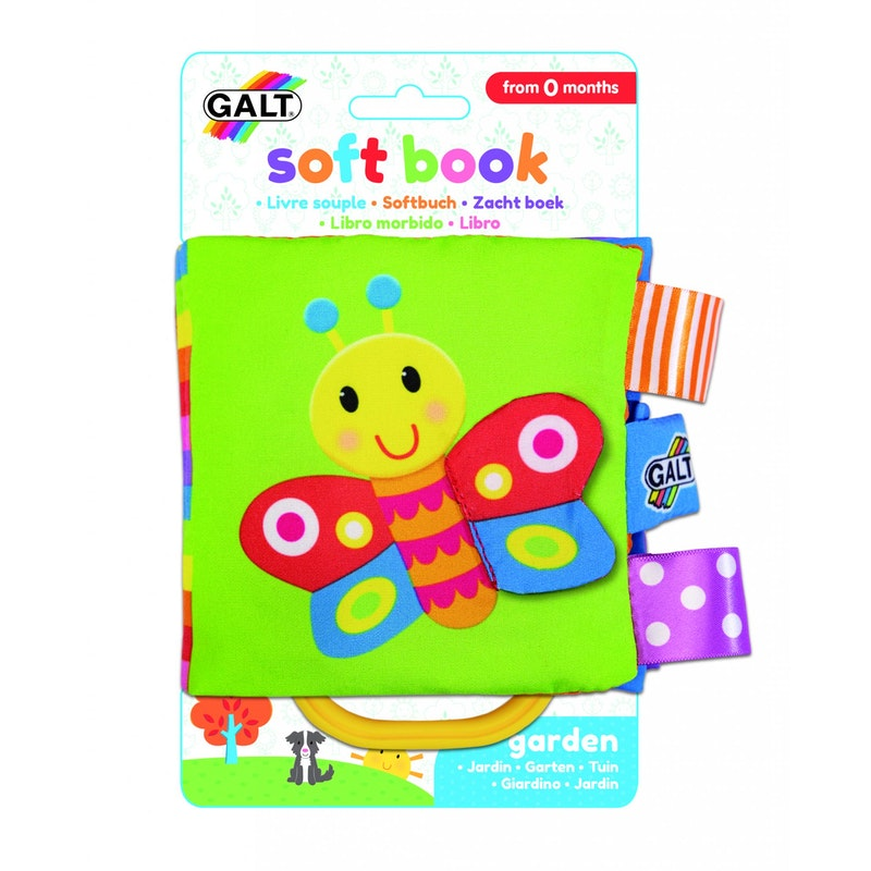 First Years - Soft Books Assortiment!