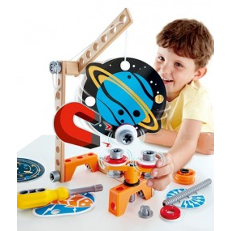 Junior Inventor Magnet Science Lab