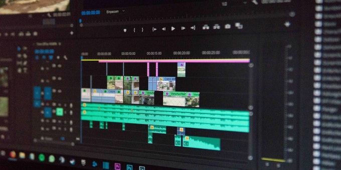 Video monteren in Adobe Premiere