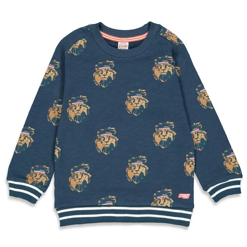 Sweater AOP - Press And Play