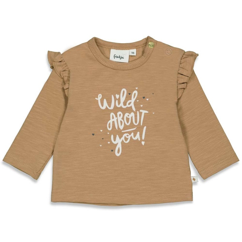 T-shirt About You - Wild At Heart