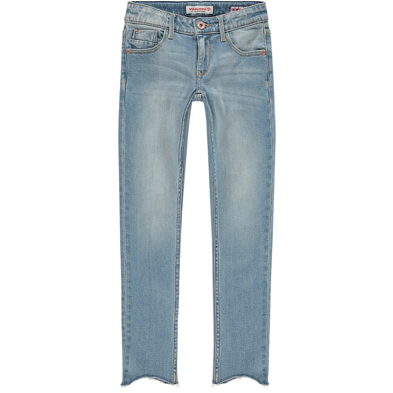 Broek Jeans Amia Cropped
