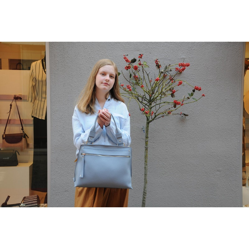 WOMAN BAG LEATHER QUEEN